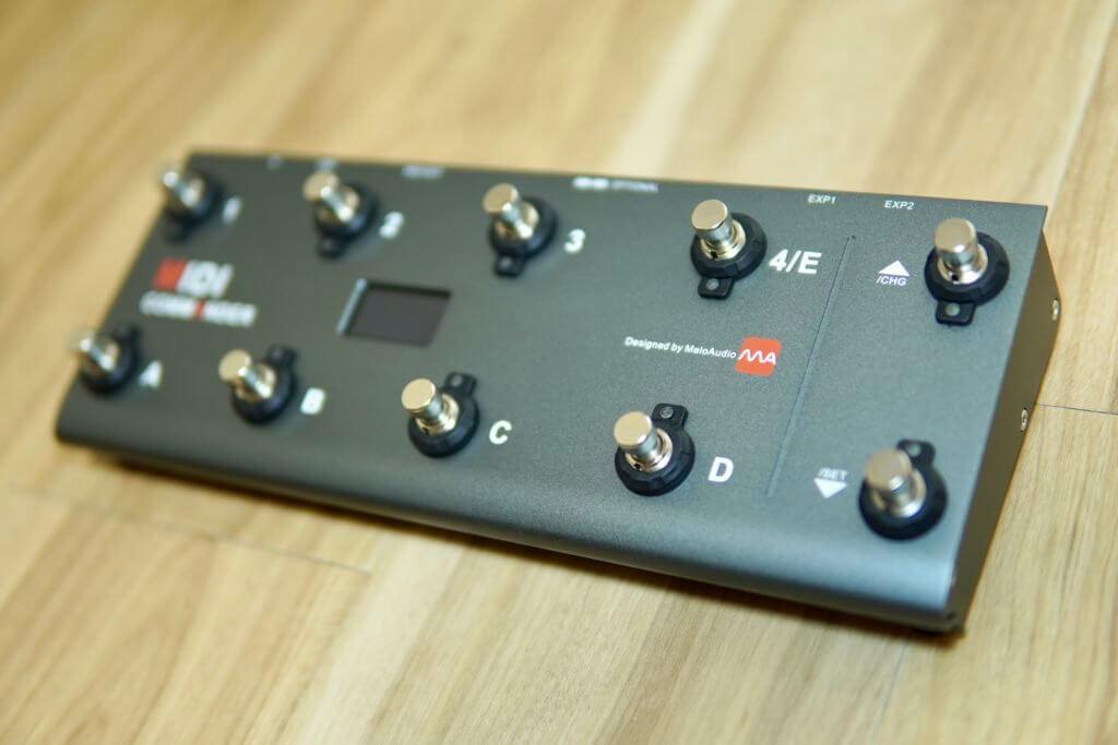 MIDI Commender